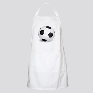 soccer ball large Apron