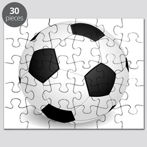 soccer ball large Puzzle