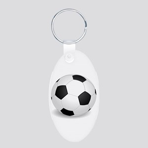 soccer ball large Keychains
