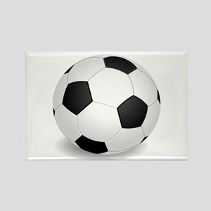 soccer ball large Magnets
