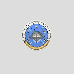 Uss Dwight D. Eisenhower Cvn-69 Mini Button
