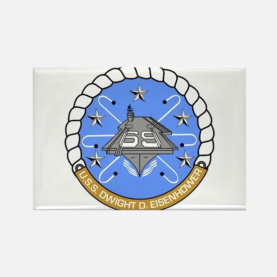 Uss Dwight D. Eisenhower Cvn-69 Magnets