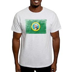 Vintage Washington Flag T-Shirt