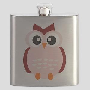 CUTE OWL Flask