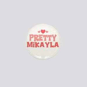 Mikayla Mini Button