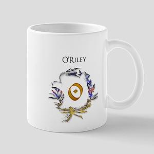 Monogram - O Customizable Mug