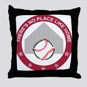 No place like home: Throw Pillow