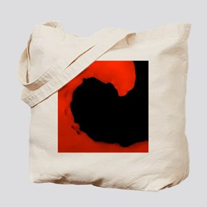 Wave Of Flame Tote Bag