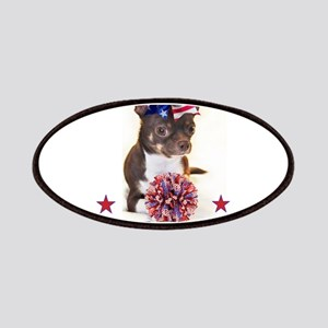 Cheer Chihuahua Dog Patches