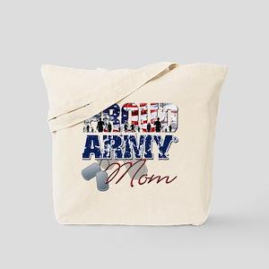 ProudArmyMom Tote Bag