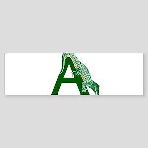 A......alligator Sticker (Bumper)