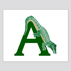 A......alligator Small Poster