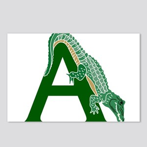 A......alligator Postcards (Package of 8)