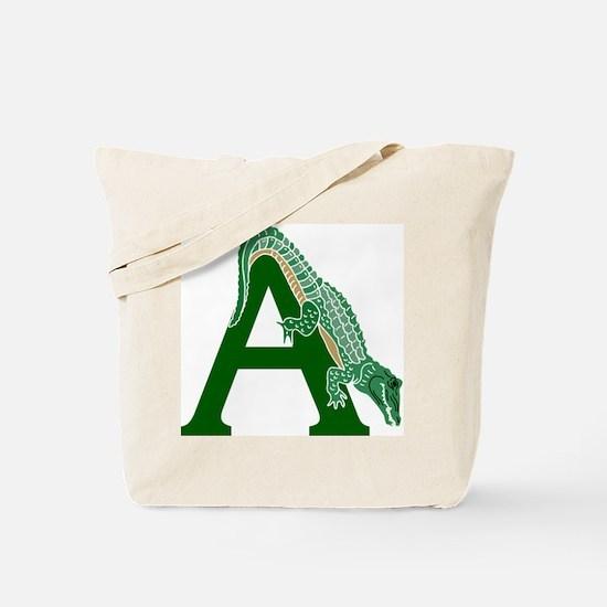 A......alligator Tote Bag