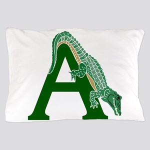 A......alligator Pillow Case