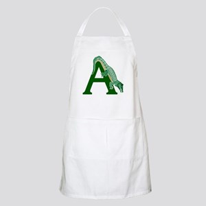 A......alligator Apron