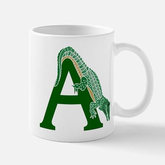 A......alligator Mug