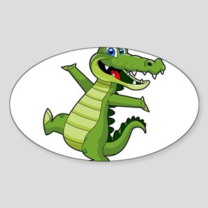ALLIGATOR147 Sticker