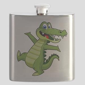 ALLIGATOR147 Flask