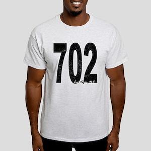 Distressed Las Vegas 702 T-Shirt
