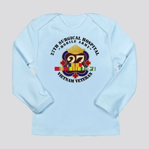 Army - 27th Surgical Ho Long Sleeve Infant T-Shirt