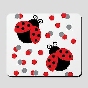 LADYBUG DUO Mousepad