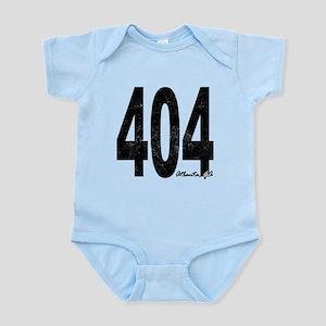 Distressed Atlanta 404 Body Suit