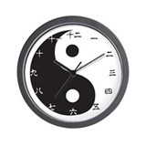 Chinese numbers Wall Clocks
