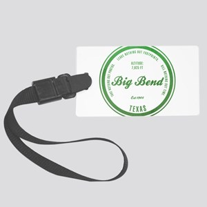 Big Bend National Park, Texas Luggage Tag