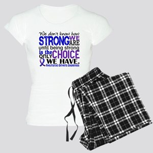 RA How Strong We Are Women's Light Pajamas