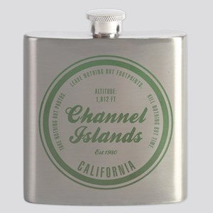 Channel Islands National Park, California Flask