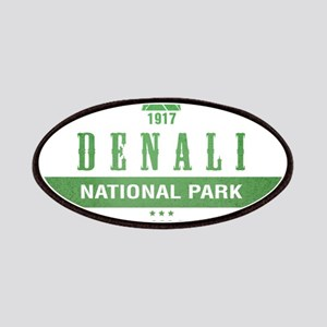 Denali National Park, Alaska Patches