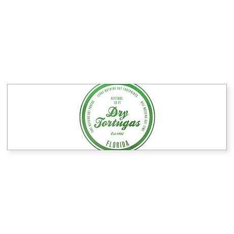 Dry Tortugas National Park, Florida Bumper Sticker