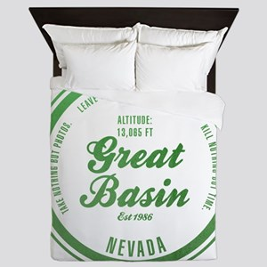 Great Basin National Park, Nevada Queen Duvet