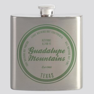 Guadalupe Mountains National Park, Texas Flask