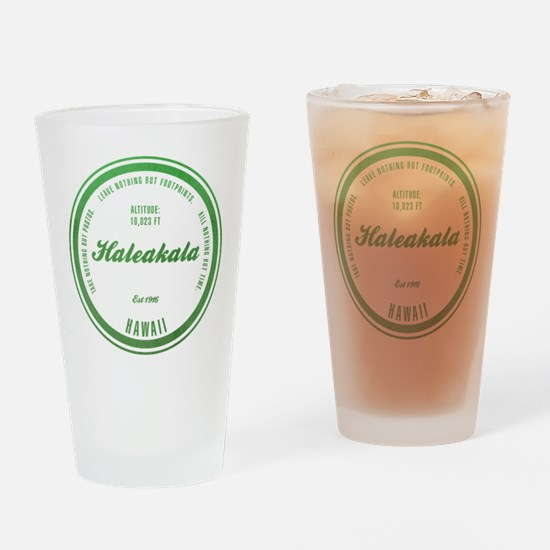 Haleakala National Park, Hawaii Drinking Glass