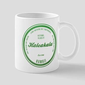 Haleakala National Park, Hawaii Mugs