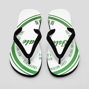 Isle Royale National Park, Michigan Flip Flops