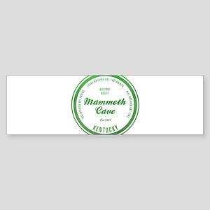 Mammoth Cave National Park, Kentucky Bumper Sticke
