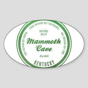 Mammoth Cave National Park, Kentucky Sticker