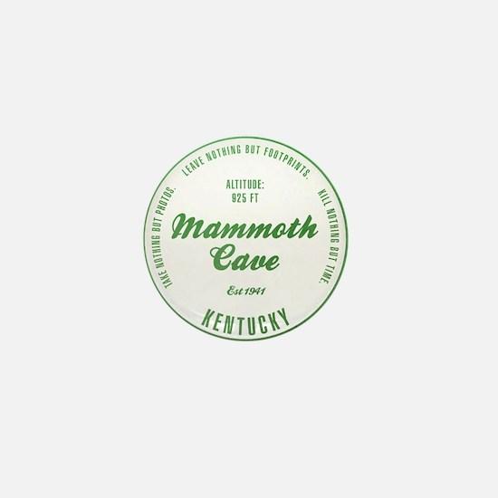 Mammoth Cave National Park, Kentucky Mini Button