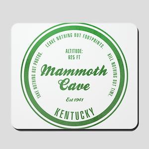 Mammoth Cave National Park, Kentucky Mousepad