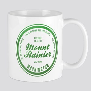 Mount Rainier National Park, Washington Mugs