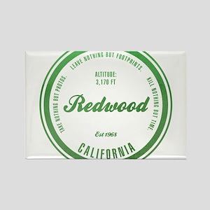 RedWood National Park, California Magnets