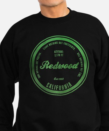 RedWood National Park, California Sweatshirt