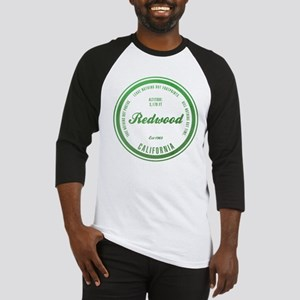 RedWood National Park, California Baseball Jersey