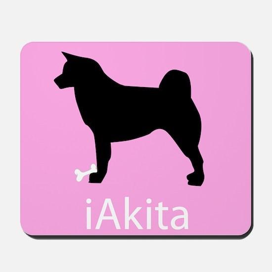 iAkita Mousepad