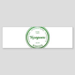 Voyageurs National Park, Minnesota Bumper Sticker