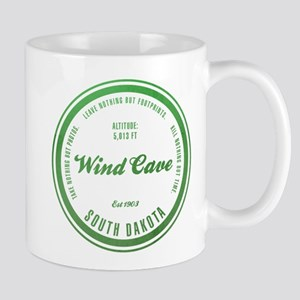 Wind Cave National Park, South Dakota Mugs