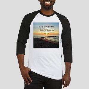 ISAIAH 41:10 Baseball Jersey